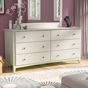 Faringdon 6 Drawer Double Dresser