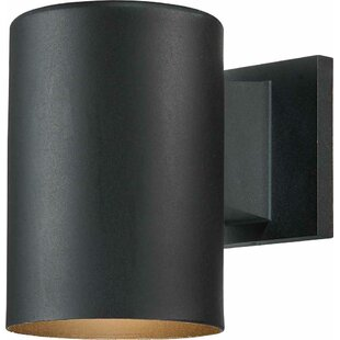 Bargain Seaborn 1-Light Outdoor Sconce By Latitude Run