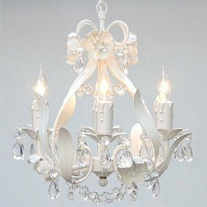 Read Reviews Bowey 4-Light Candle Style Chandelier By Rosdorf Park