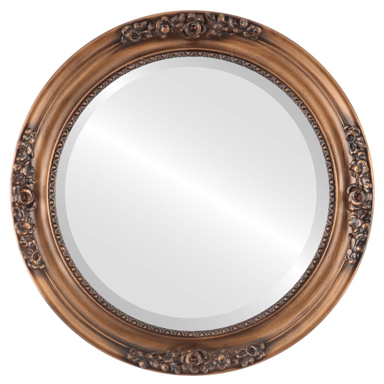Astoria Grand Vanita Traditional Beveled Accent Mirror Wayfair