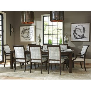 Brentwood 9 Piece Extendable Dining Set Barclay Butera