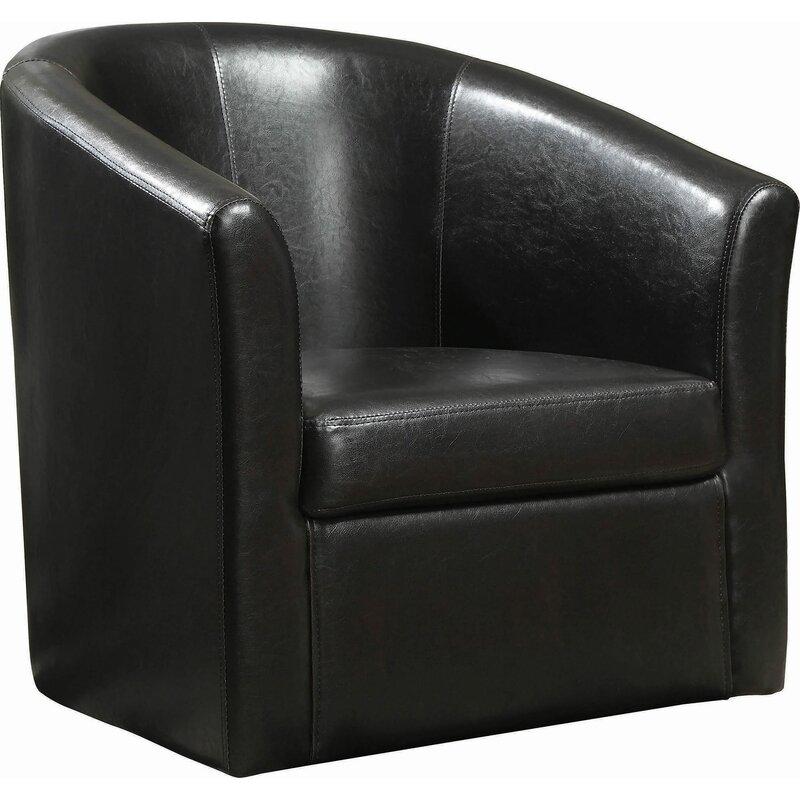 Brilliant Gemini Swivel Barrel Accent Chair Short Links Chair Design For Home Short Linksinfo