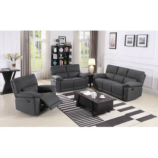 Reviews Orofino Reclining Configurable Living Room Set by Latitude Run Reviews (2019) & Buyer's Guide