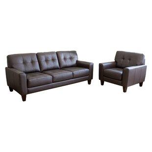 Insley 2 Piece Living Room Set by Red Barrel Studio