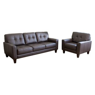 Price comparison Insley 2 Piece Living Room Set by Red Barrel Studio Reviews (2019) & Buyer's Guide