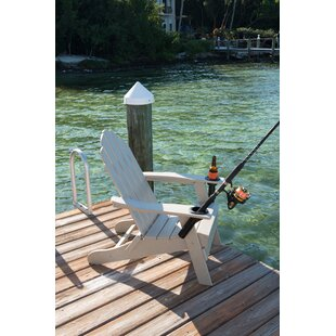 Krebs Plastic Folding Adirondack Chair