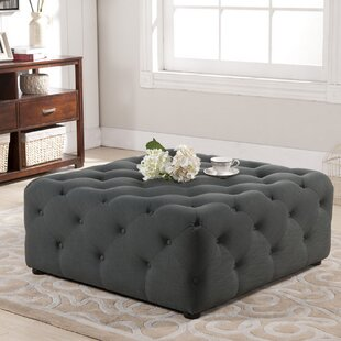 Grothe Cocktail Ottoman By Three Posts