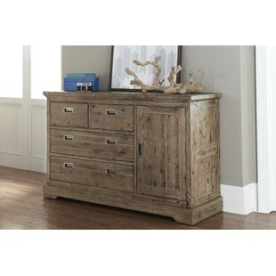 Elise 4 Drawer Dresser with Door