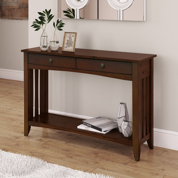 Miraculous Hornung Console Table Home Interior And Landscaping Dextoversignezvosmurscom