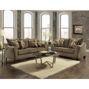 Best Deals Campanella 2 Piece Living Room Set by Red Barrel Studio Reviews (2019) & Buyer's Guide