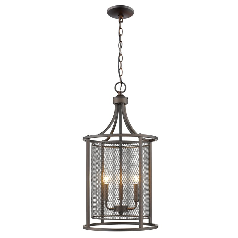 Weathers 3-Light Pendant