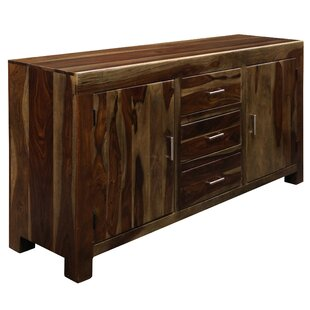 Hickory 2 Door 3 Drawer Sideboard Red Barrel Studio