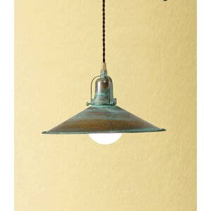 Large industrial pendant wayfair irasburg 1 light large pendant mozeypictures Gallery