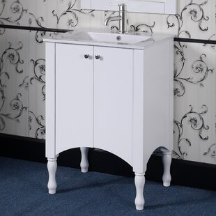 Compare & Buy Heyward 24 Single Vanity Set ByAlcott Hill