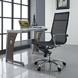 Slider Mesh Conference Chair