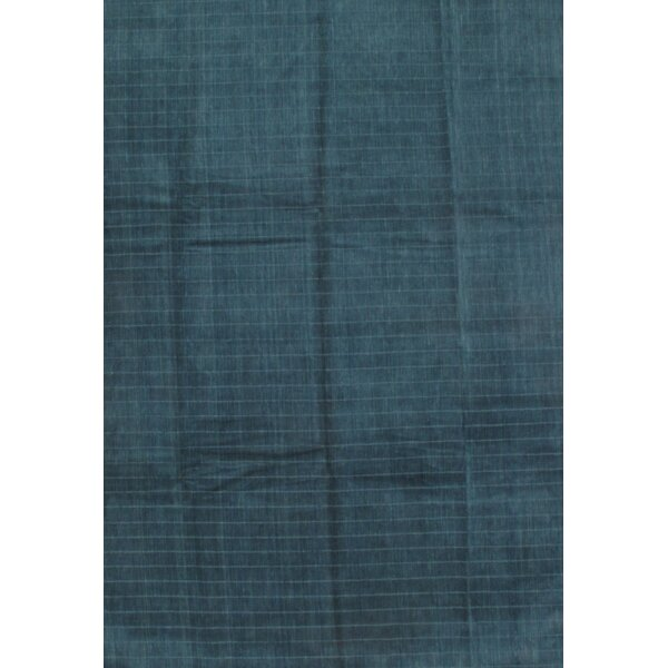 Pasargad Ny Hand Knotted Wool Light Blue Area Rug Wayfair