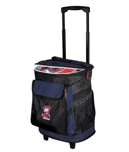 24 Can Collegiate Rolling Cooler - Ole Miss