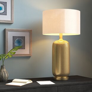 Manorhaven Resin 30 Table Lamp