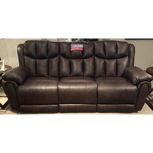 High Profile Tri-Cliner Recliner Sofa