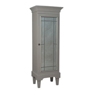 Michelle Mirrored Armoire by Darby Home Co