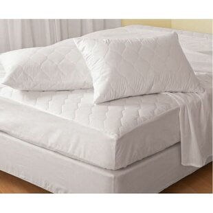 Minerva 180 Thread Count Protector Polyester Mattress Pad