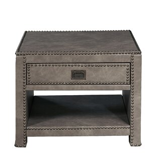 Cendrillon End Table with Storage
