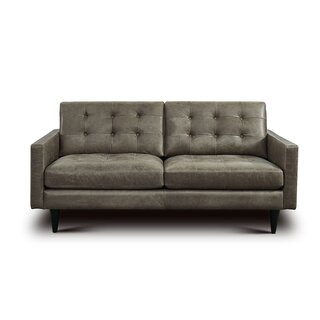 Whittemore Leather Loveseat by Foundry Select SKU:CB709164 Order