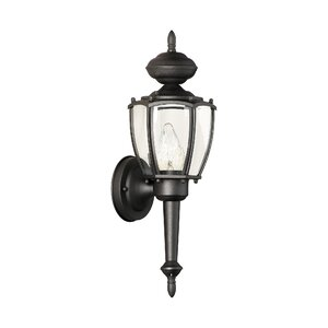 Park Avenue 1-Light Outdoor Sconce