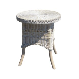 Coupon End Table By Yesteryear Wicker