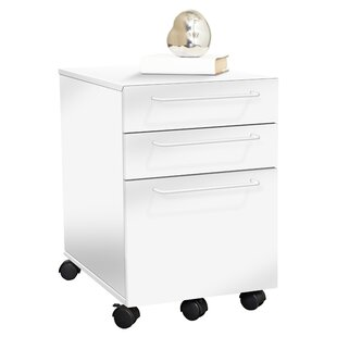 Tarbes 3 Drawer Vertical Filing Cabinet by Comm Office Today Sale Only