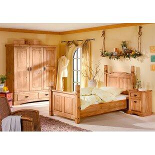 Anpassbares Schlafzimmer Set Mexican Antik