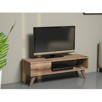 Corrigan Studio Arleta Tv Stand For Tvs Up To 43 Reviews Wayfair Co Uk
