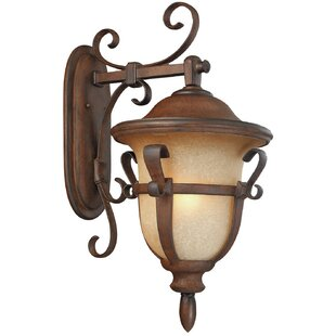 Savings Tudor 4-Light Outdoor Wall Lantern By Kalco