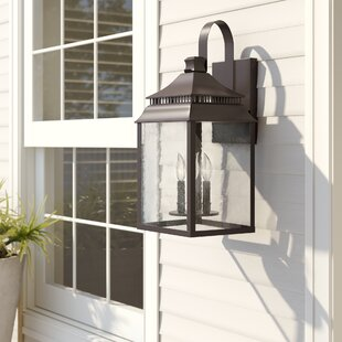 Briarfield 3-Light Outdoor Wall Lantern