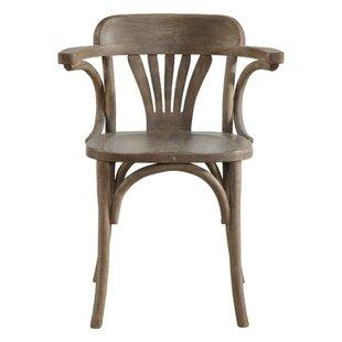 Quinn Arm Chair by Gracie Oaks