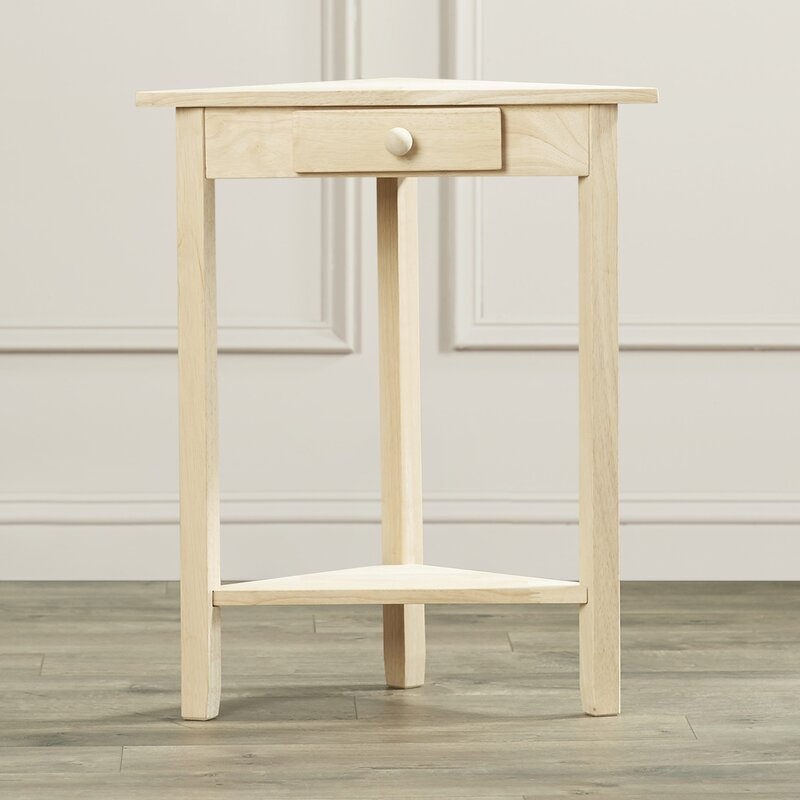 Lynn End Table With Storage