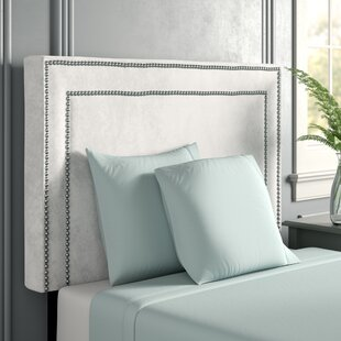 Reviews Olivia Upholstered Panel Headboard ByWayfair Custom Upholstery™