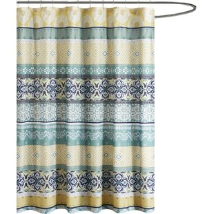 Price Check Filey Printed Shower Curtain ByEbern Designs