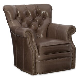 Kirby Swivel Armchair