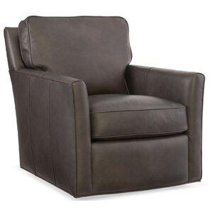 Mandy Swivel Armchair by Hooker Furniture