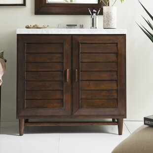 Musson 36 Single Bathroom Vanity Base by Beachcrest Home