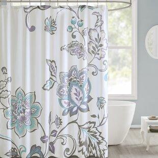 Top Reviews Aileen Shower Curtain ByGrovelane Teen