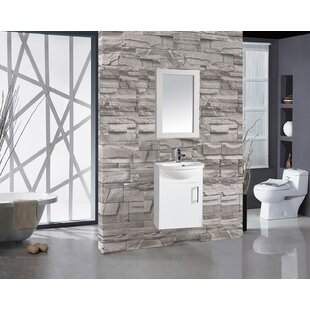 Reviews Rabun 16 Single Bathroom Vanity Set By Ebern Designs
