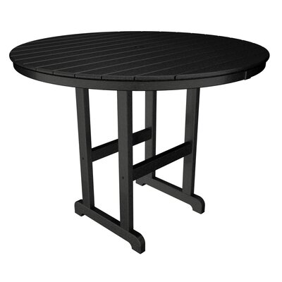 La Casa Café Round 37 Inch Table by POLYWOOD® Herry Up