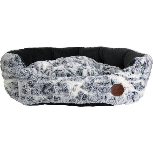 Hundebett Beltran mit Kissen Archie & Oscar Größe: 69 cm B x 55 cm T x 27 cm H   Garten > Tiermöbel > Hundekörbe-Hundebetten   Archie & Oscar