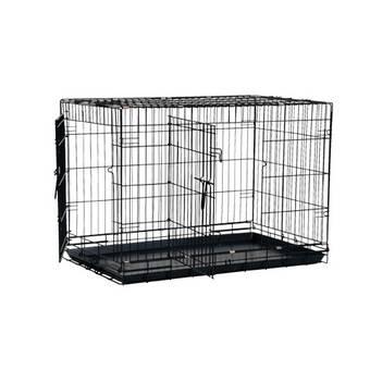 Tucker Murphy Pet Livia Single Door Pet Crate Reviews Wayfair