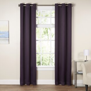 Purple Curtains Amp Drapes You Ll Love Wayfair