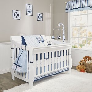 Kaylynn 10 Piece Crib Bedding Set
