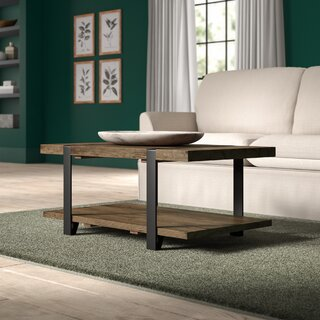 "Bosworth 42"" Reclaimed Wood Coffee Table by Trent Austin Design SKU:BD520301 Order"