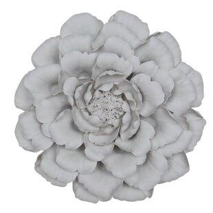 Porcelain Flower Wall Decor | Wayfair